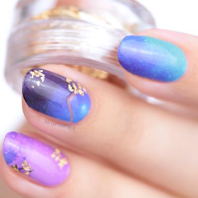 stickergigant nailwraps nebula