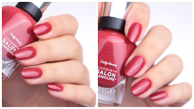 sally hansen salon manicure travel stories kollektion morrocan oil