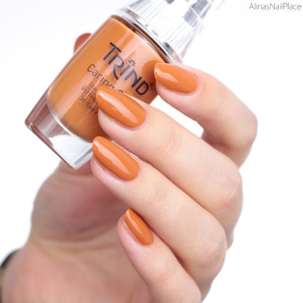 trind spicy saffron cc243 swatches und review