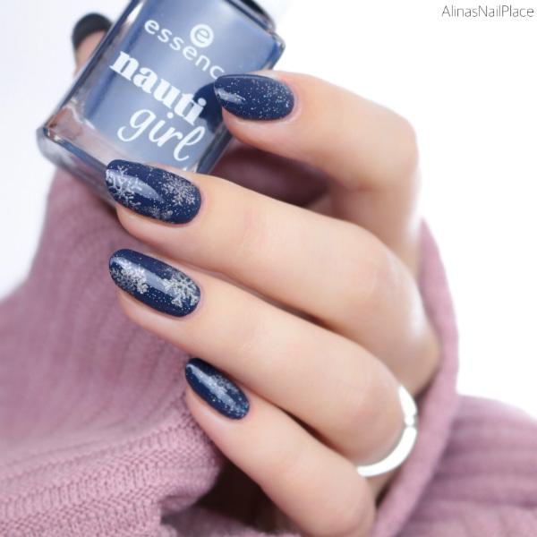 nailart essence #mynails4charity gewinnspiel oh boy under the sea shake me! I'm pretty